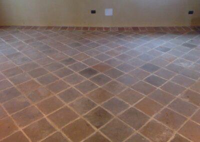 pulizia pavimentazione